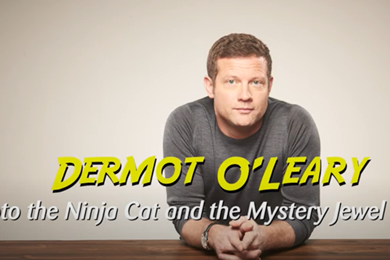 An exclusive reading of Dermot O'Leary's latest book